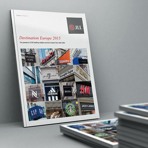 JLL report layout