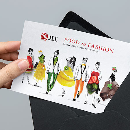 JLL Food in Fashion