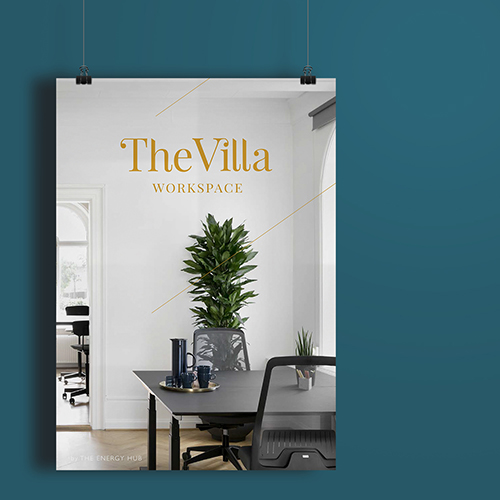 The Villa Workspace
